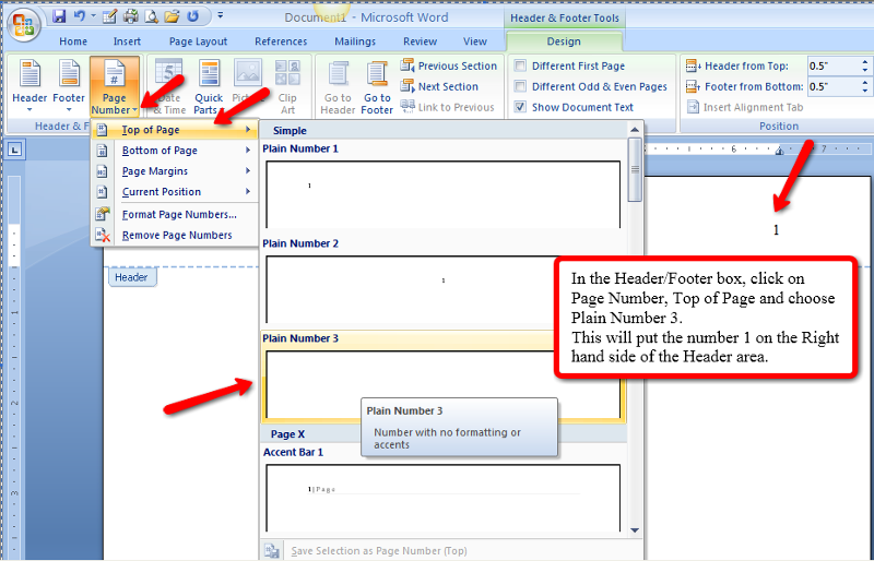 thesis page numbers in word 2010 How do i number paragraphs in a word document  add numbers to paragraphs word's ribbon has buttons that can help you create lists instantly click the home tab .