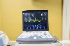 Cardiac Sonography program at Kirtland