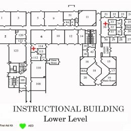 Instructional Center Lower Level
