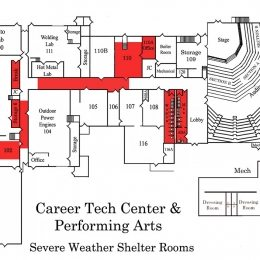 Career Technical Center Shelter