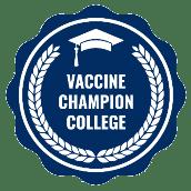 Vaccine Champio College