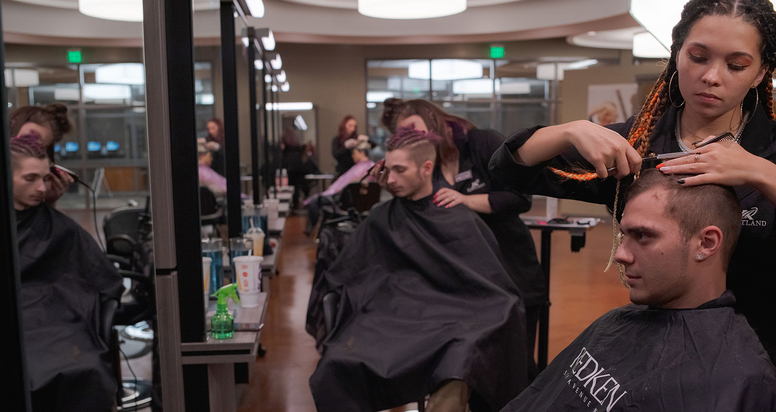 Cosmetology Degrees Kirtland Community College Community