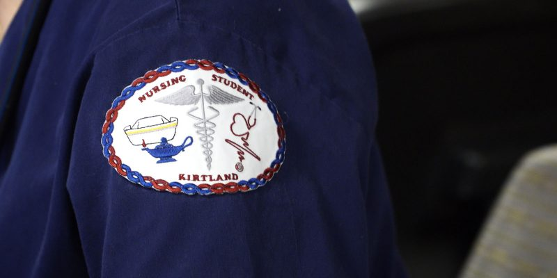 Executive order allows Kirtland nursing students to complete credits for graduation virtually