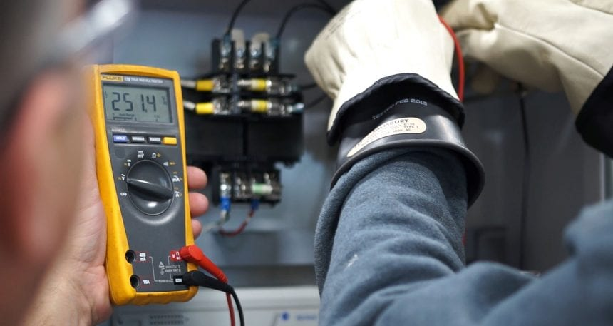 Jobs in electrical, HVAC and mechatronics require training