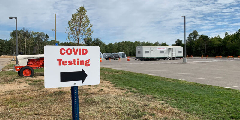 Kirtland Community College to host COVID-19 testing site