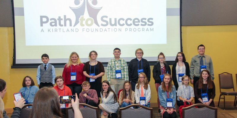 Kirtland Foundation welcomes students to new Path to Success program