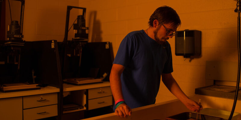 Meet Art Student Shawn Witherspoon