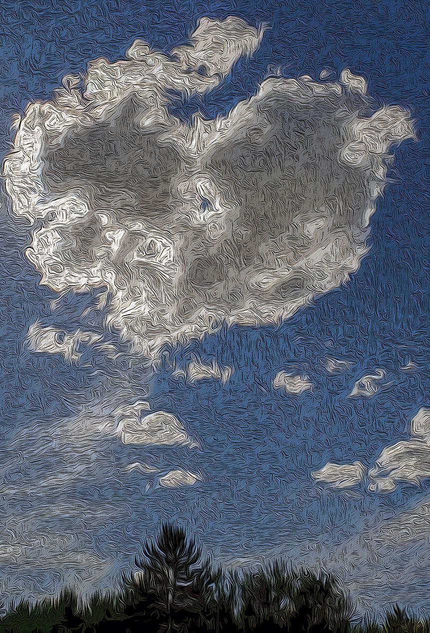 van cloud
