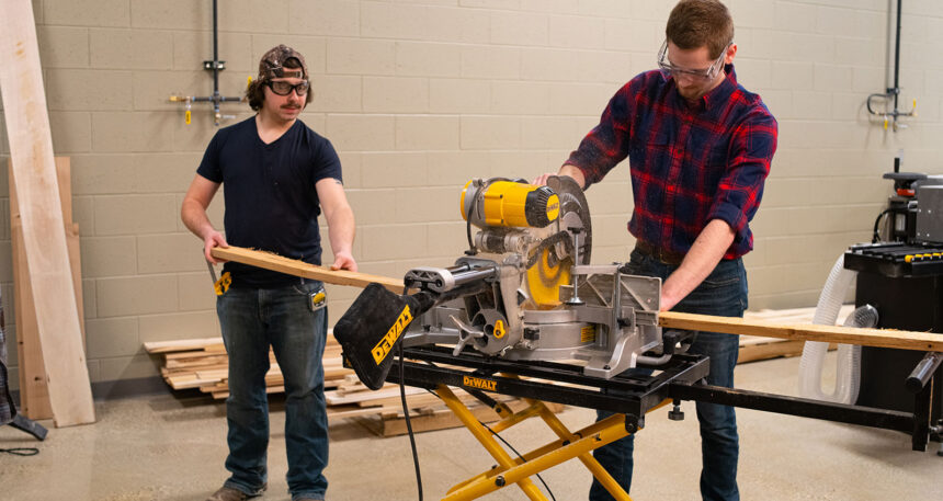 New Scholarship For Wood Science Technology Students