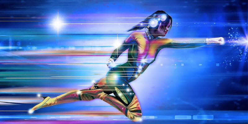 Online Learning Offers Superhero Levels of Social Distancing