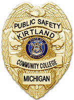Kirtland Public Safety Badge