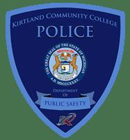 Kirtland Police Badge